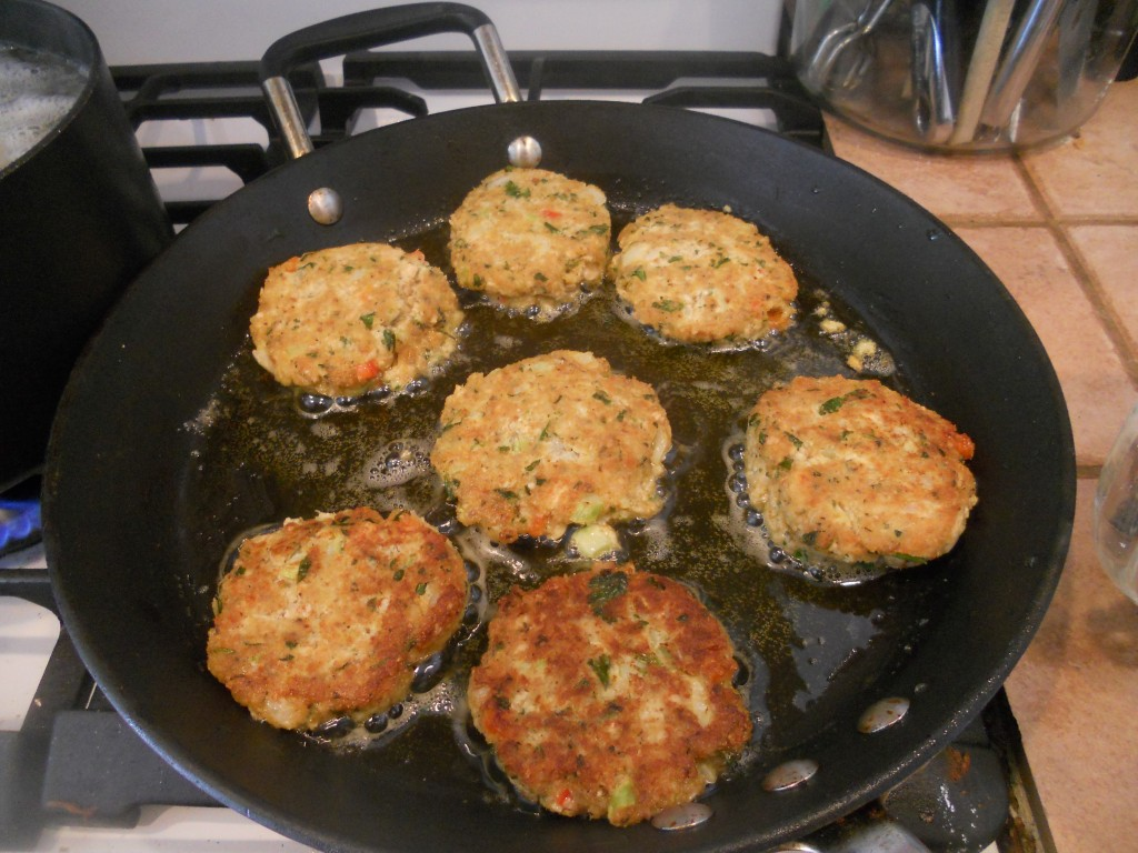 Seriously Good Salmon Cakes