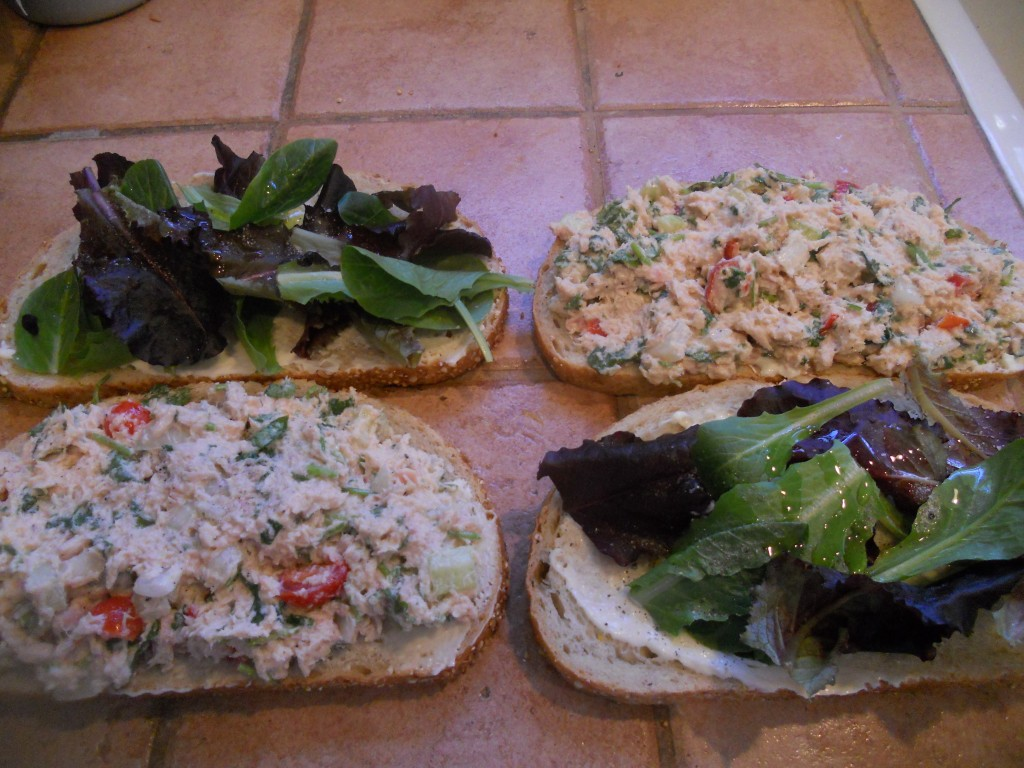 Totally Tasty Tuna Salad