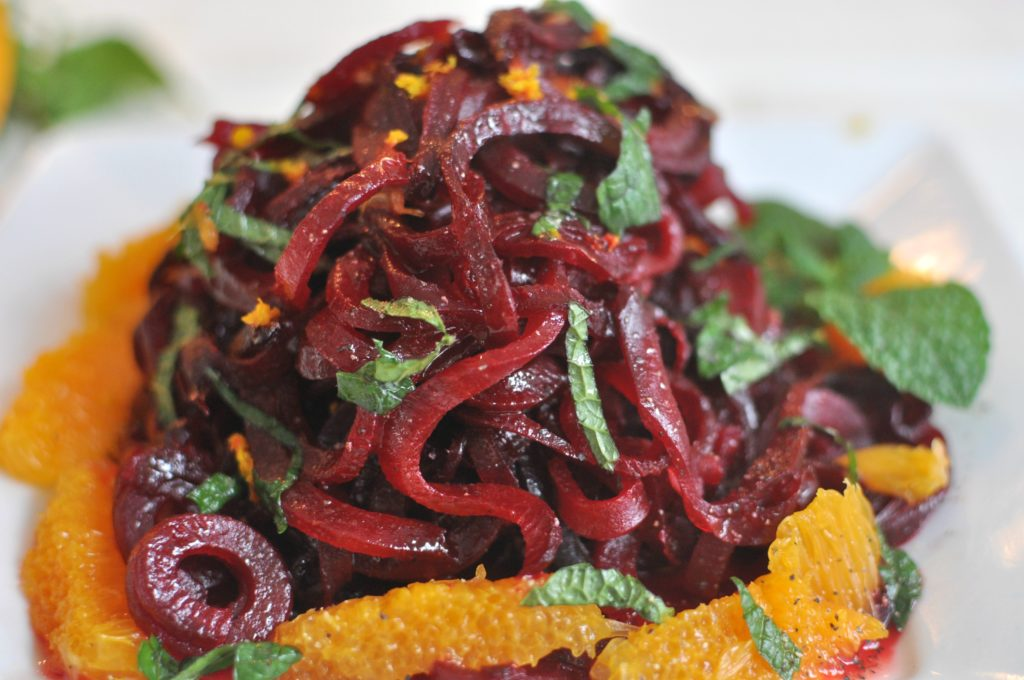 Roasted Beet, Orange, and Mint Salad by MyLifeAsRobinsWife.com_2