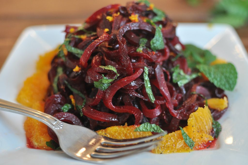 Roasted Beet, Orange and Mint Salad by MyLifeAsRobinsWife.com_3