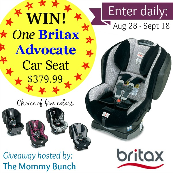 Britax Giveaway Button on MyLifeAsRobinsWife.com