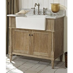 Bathroom sink from PlumbTile